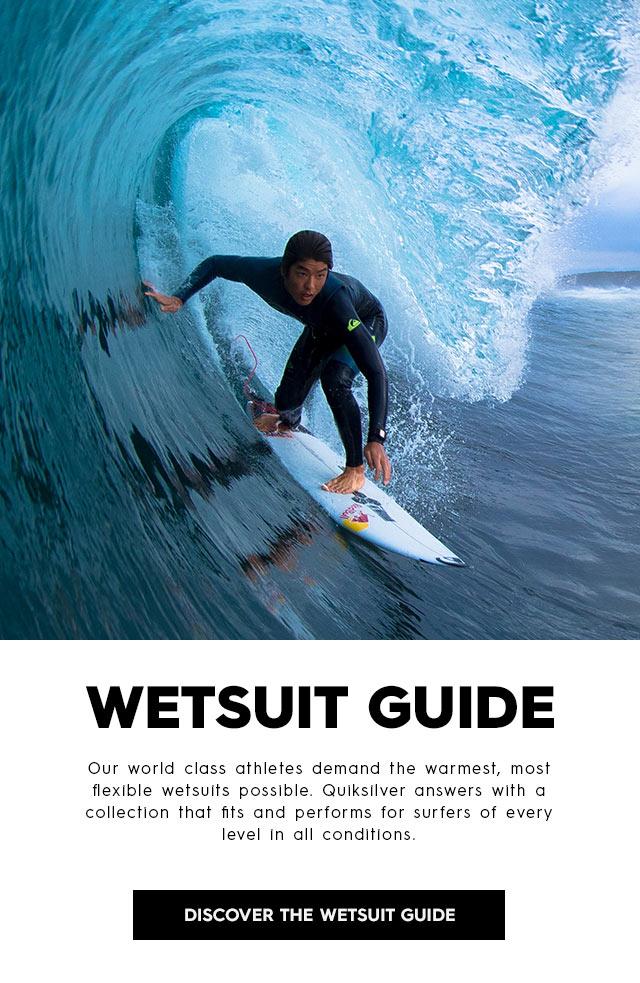Hero - Wetsuit Guide