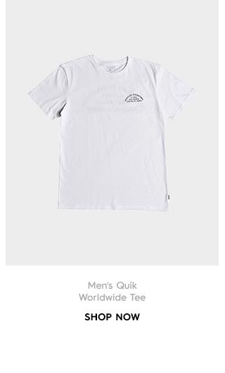 Product 3 - Men's Quik Worldwide Tee