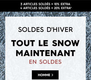 Men Snow