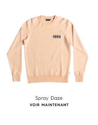 Spray Daze - Sweatshirt
