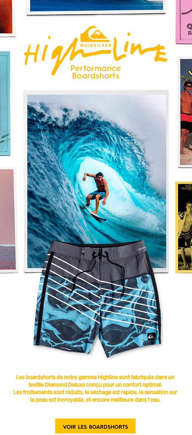 Highline Division Lava Boardshorts