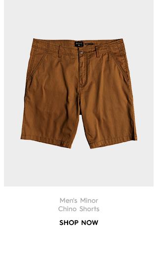 Product 4 - Men's Minor Chino Shorts