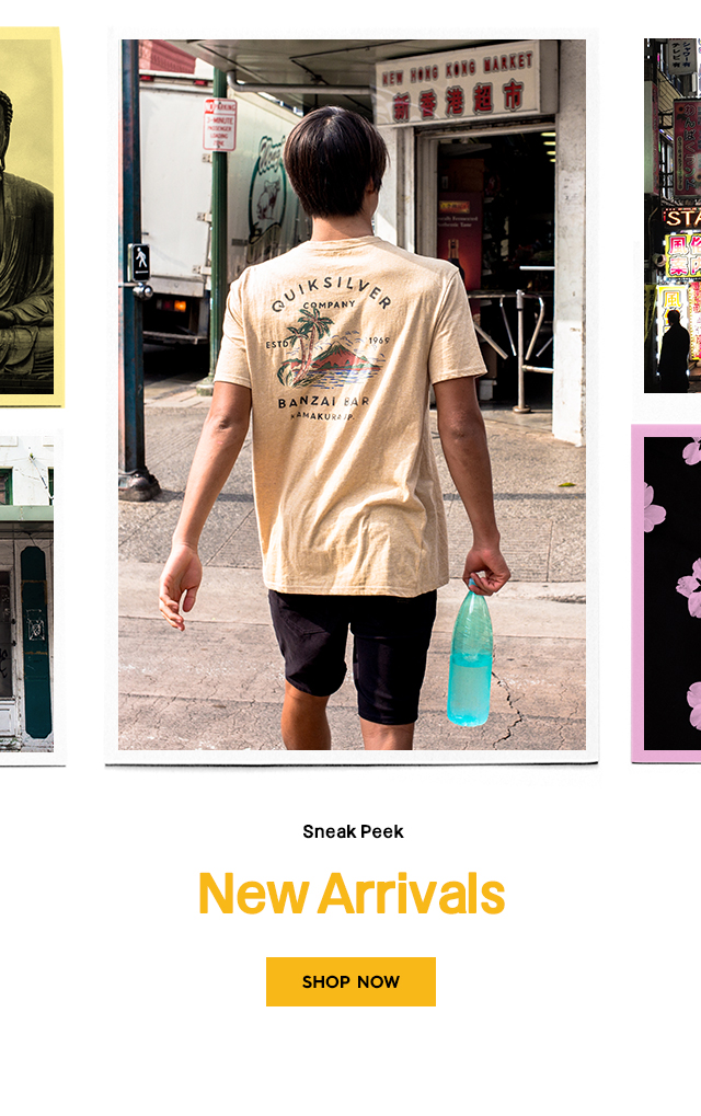 Hero - Shop New Arrivals